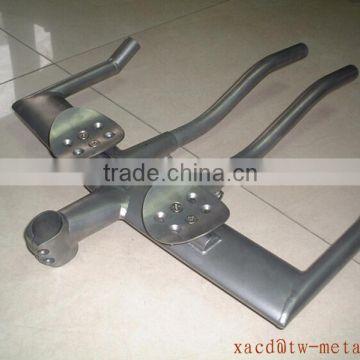Custom Tt Handle Bar Xacd Make Titanium Bicycle Parts Tt Handlebar