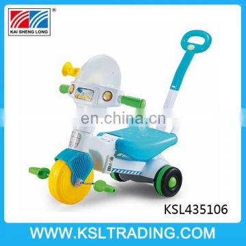 New model walker baby bicycle with light and music for kids
