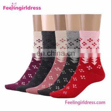 Thickening Elasticated Christmas Tress China Sock Wholesale