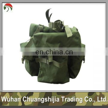 military green waterproof backpack