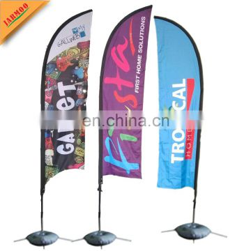 2014 Custom Outdoor advertising bow flags