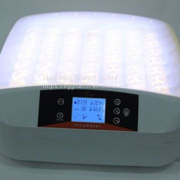 HHD brand LED testing function mini chicken egg incubator 56 eggs EW-56S