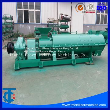 Organic Fertilizer Granulator Machine plant