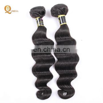 Bundles and Frontals Wholesale 8a Grade Virgin Loose Wave 100 Percent Indian Remy Human Hair