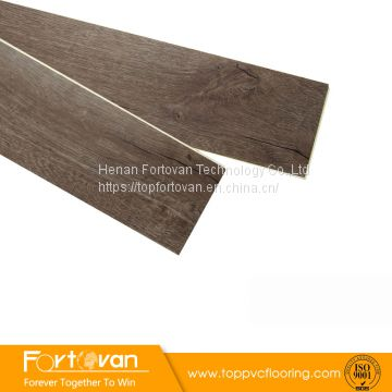 Easy lock wood texture surface eco friendly click flooring spc