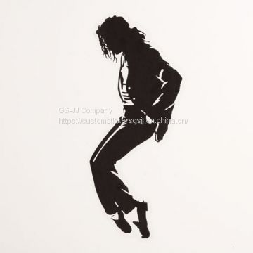 Best Price Custom Stickers | Michael Jackson Clear Stickers | GS-JJ.com ™