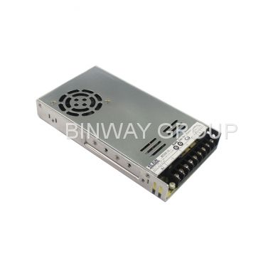 Standard 110V 220V to 12VDC 29A 300W power supply