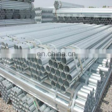 Galvanized carbon steel seamless pipe and tube 24 inch steel pipe