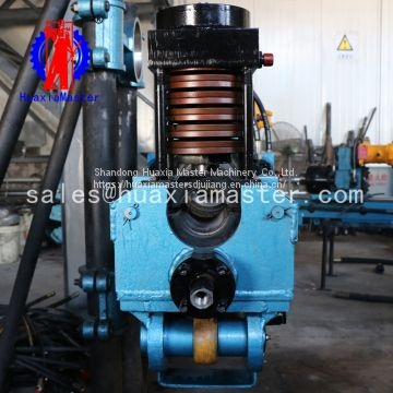 Huaxiamaster steel strand wire exploration drilling rig for metal mine can be disassembled  for sale