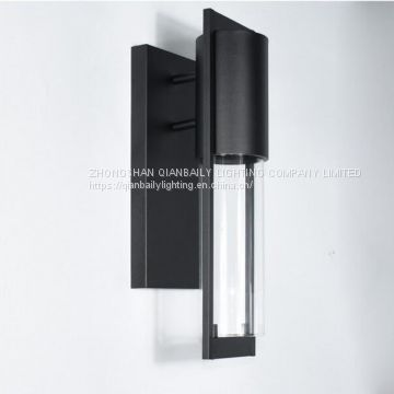 Outdoor wall lamp USA Style glass wall lamp used outdoor on the wall 0388