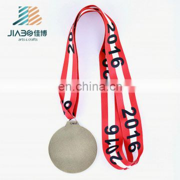antique bronze custom metal marathon award sports medal manufacturer in china