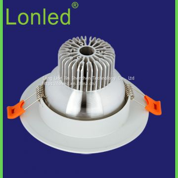 Lonled Recessed commercial LED Downlight  Aluminum Case 2.5inch 5W -good quality