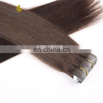 Human remy Tape hair 2.5g 40pcs 30 inch ombre remy tape hair extensions