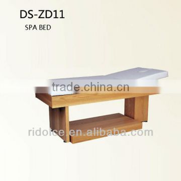 Massage beauty bed massage tables in wood wholesale massage tables DS-ZD11