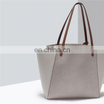 export products list pu coated fabric lady handbags fashion bags