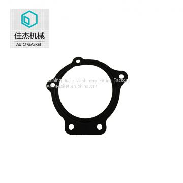 Automotive rubber coating gaskets