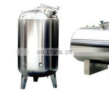 Wholesale Price Factory China Good quality 100-1000L FLK stainless steel water tank 500 liter with hdpe storage tank