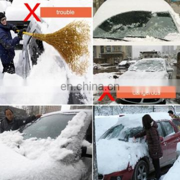 Dropshipping KANEED Car High-quality Snow Shovel Ice Scraper