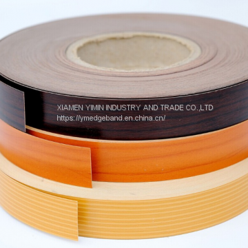 Best Price Profile PVC Edge Banding Tapes for Wooden Doors