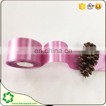SHECAN poly satin ribbon flower making 38mm