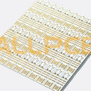 single aluminum pcb manufacturer 2 layer multi-layer pcb fast prototype