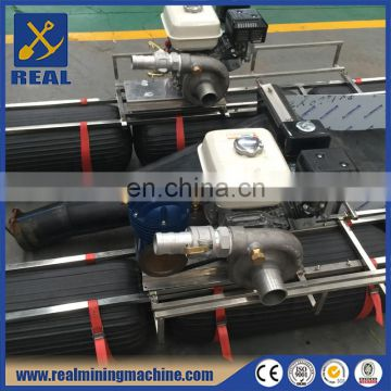 5 inch portable gold mining dredge