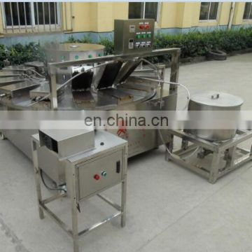 Cheapest price but good quality ice cream cone baking machine have 15 head with high capacity