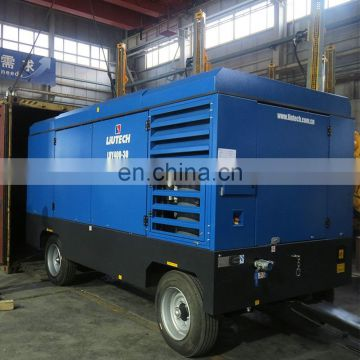Stable quality large airhorse screw air compressor with good price