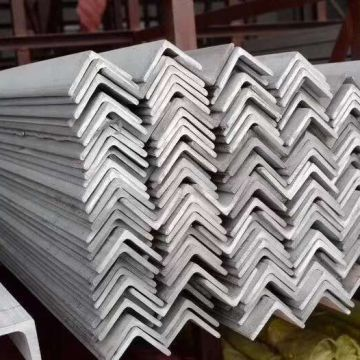 Construction Structural Hot Rolled Stainless Angle Iron