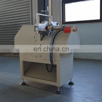 Plastic Profiles V Notch Cutting Saw Machine for PVC Window Manufacturing