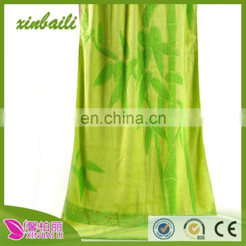 china supplier luxury high quality bamboo fiber and cotton bath towel