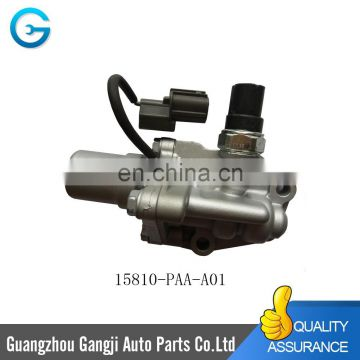 Best Price 15810-PAA-A01 Solenoid Spool Valve fits for Hond a Civi c