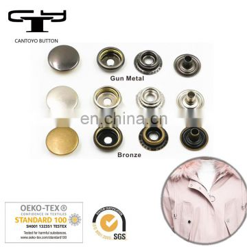 snap fastener metal snap button ring suppliers in China