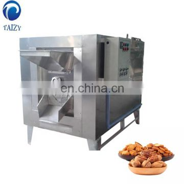 industrial automatic small nut sunflower chestnuts baking machine