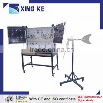 Educational training equipment,XK-FTD3 wind and solar energy