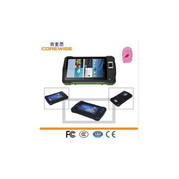 Android 4 2 3G Bluetooth RFID tablet with RS232 support Mifare cards