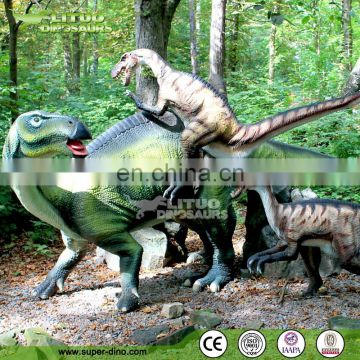 Made In zigong China Animatronic Dinosaur King For Sale