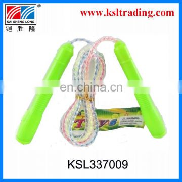 promotion plastic kid toys cheap skip rope