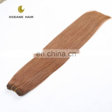 8A Top Grade colored brazilian hair blonde remy hair red remy hair