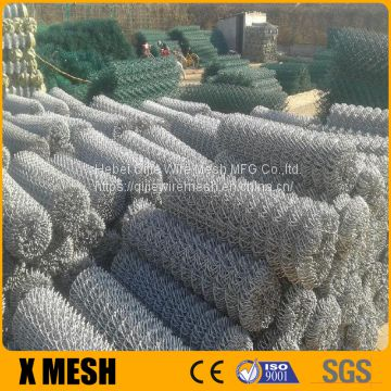 Portable Temporary Security Fence / Temporary Chain Link Fence Panels