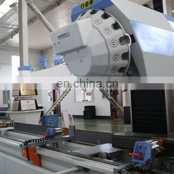 CNC machining center designed for aluminum thin wall steel processing
