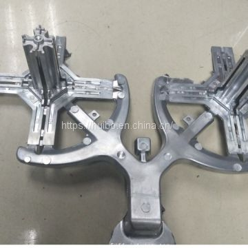 Three Plate Communication Product Alloy Aluminum Die Casting Mold