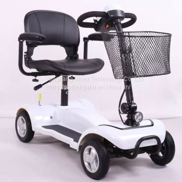 cheap 4 wheel electric mobility scooter for seniors