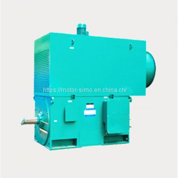 SIMO high voltage induction motor