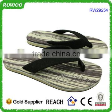 fcd327e31bbe3e stylish mens thick sole fabric thong sandals of Plastic pvc slippers from  China Suppliers - 109762301