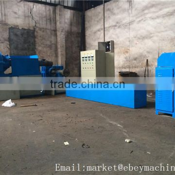 Pellet Granulator Waste Tire Rubber Powder Recycling Machine