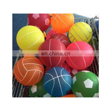 Outdoor Children Beach Ball Inflatable Sports Toy PVC Ball