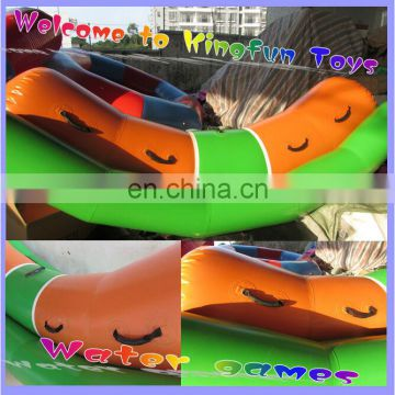Single tube water seesaw/water equipment
