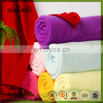 Wholesale China Supplier 100 %Polyester Absorbent Microfiber Car- Cleaning Towel