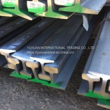 hot rolled steel railway track